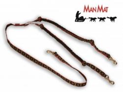 Потяг ManMat на 2 собаки