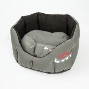 Лежанка для собак с бортами